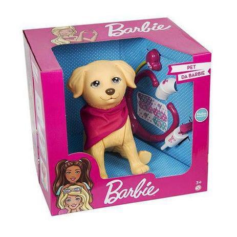 Pet da Barbie, Taff Veterinária, Pupee