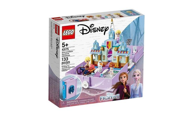 LEGO Disney - Frozen 2 - Aventuras do Livro de Contos - Anna e Elsa