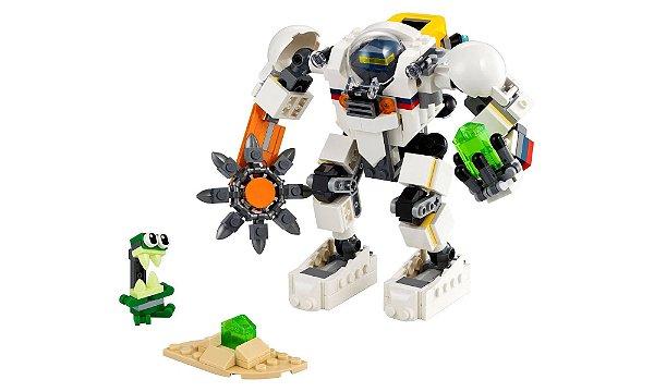 LEGO Creator 3 Em 1 - Robô de Mineração Espacial