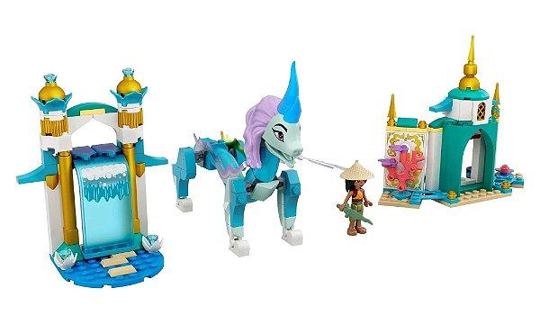 LEGO Disney - Raya e o Dragão Sisu