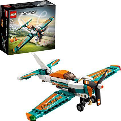 Lego Technic Avião de Corrida - 42117