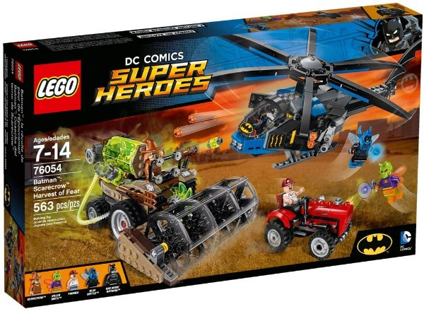 LEGO SUPER HEROES 76054 BATMAN: SCARECROW HARVEST OF FEAR
