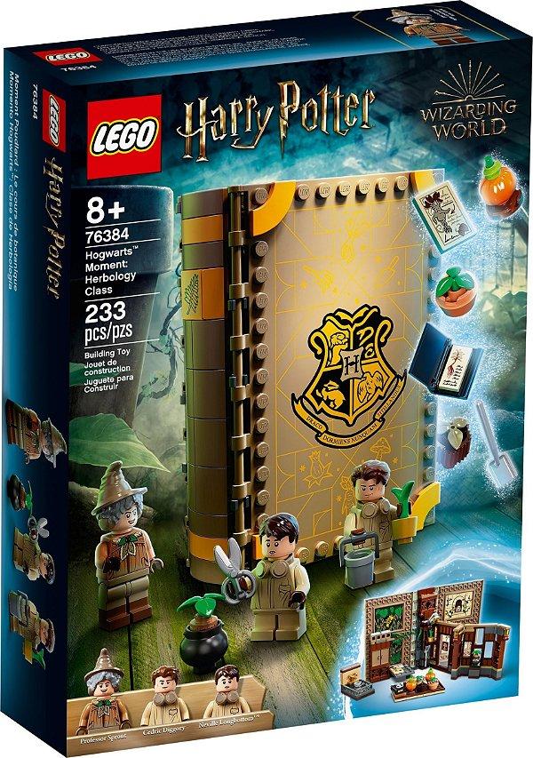 LEGO HARRY POTTER 76384 MOMENTO HOGWARTS™: AULA DE HERBOLOGIA