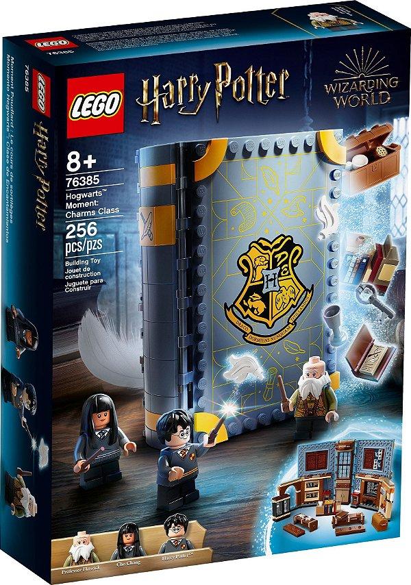 LEGO HARRY POTTER 76385 MOMENTO HOGWARTS™: AULA DE ENCANTAMENTOS