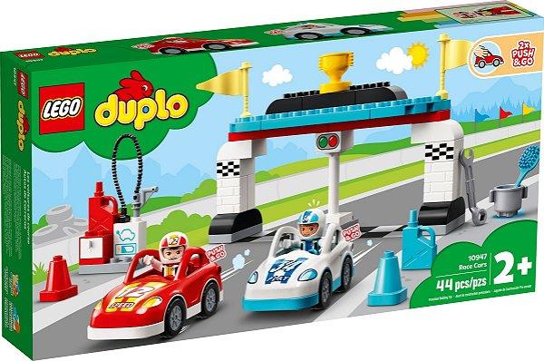 LEGO DUPLO 10947 CARROS DE CORRIDA