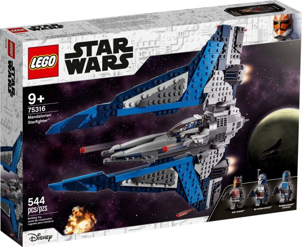 LEGO STAR WARS 75316 CAÇA MANDALORIANO™