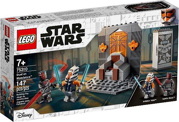 LEGO STAR WARS 75310 DUELO EM MANDALORE™