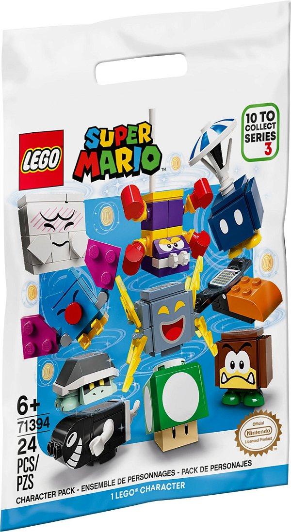 LEGO SUPER MARIO 71394 SÉRIE 3 DE PERSONAGENS