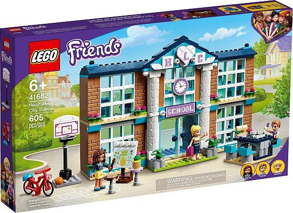 LEGO FRIENDS 41682 ESCOLA DE HEARTLAKE CITY