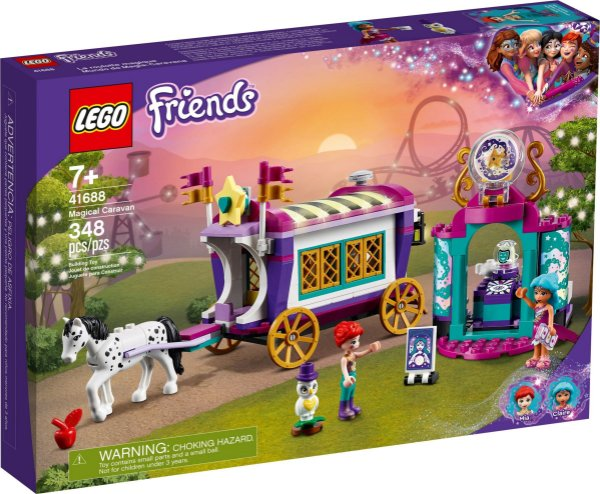 LEGO FRIENDS 41688 CARAVANA MÁGICA