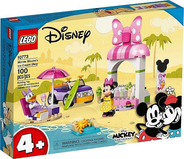 LEGO DISNEY 10773 SORVETERIA DA MINNIE MOUSE