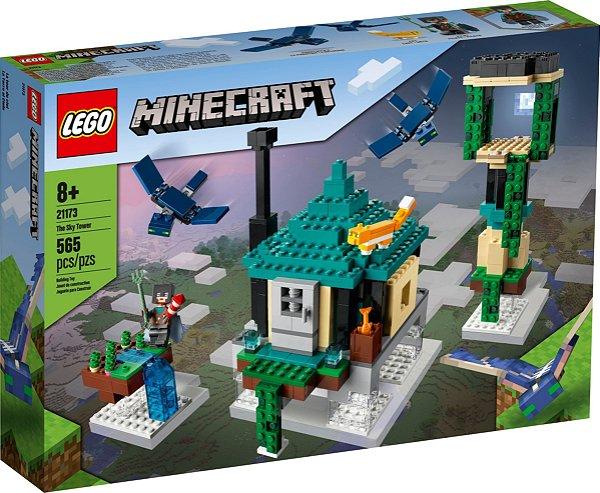 LEGO MINECRAFT 21173 A TORRE AÉREA