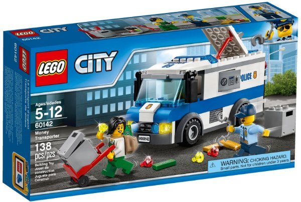 LEGO CITY 60142 MONEY TRANSPORT