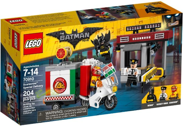 LEGO BATMAN MOVIE 70910 SCARECROW SPECIAL DELIVERY