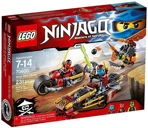 LEGO NINJAGO 70600 NINJA BAKE CHASE
