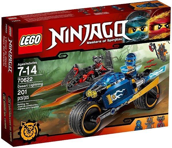 LEGO NINJAGO 70622 DESERT LIGHTNING