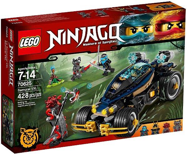 LEGO NINJAGO 70625 SAMURAI VXL