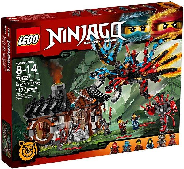 LEGO NINJAGO 70627 DRAGON'S FORGE