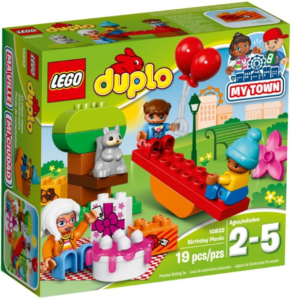 LEGO DUPLO 10832 BIRTHDAY PARTY