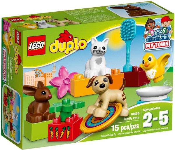 LEGO DUPLO 10838 PETS
