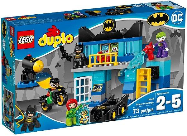 LEGO DUPLO 10842 BATCAVE CHALLENGE