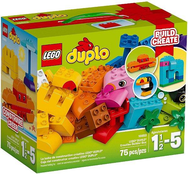 LEGO DUPLO 10853 CREATIVE BUILDER BOX