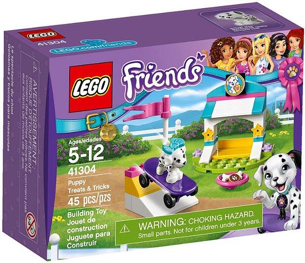 LEGO FRIENDS 41304 PUPPY TREATS & TRICKS