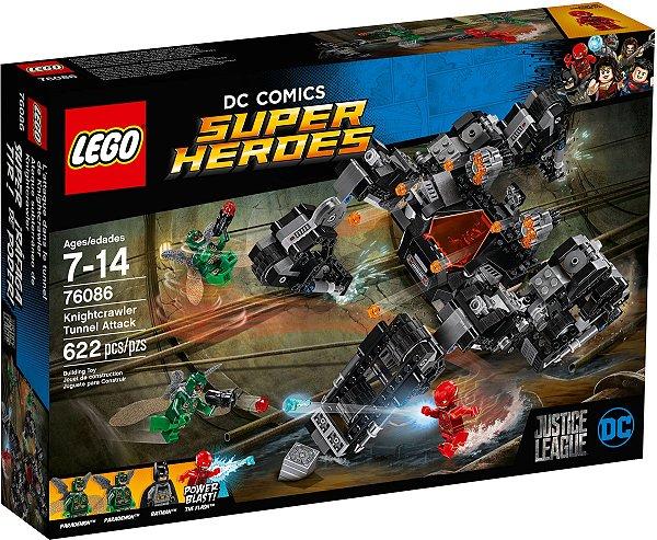 LEGO SUPER HEROES 76086 KNIGHTCRAWLER TUNNEL ATTACK