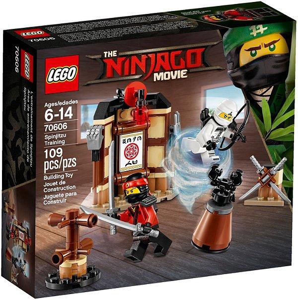 LEGO NINJAGO THE MOVIE 70606 SPINJITZU TRAINING