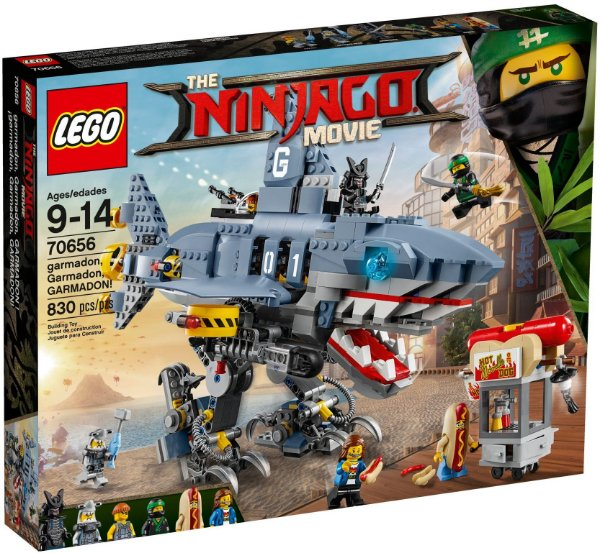 LEGO NINJAGO THE MOVIE 70656 GARMADON, GARMADON, GARMADON