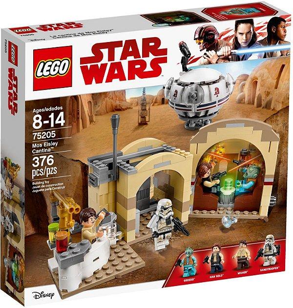 LEGO STAR WARS 75205 MOS EISLEY CANTINA