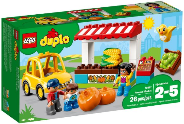 LEGO DUPLO 10867 FARMERS' MARKET