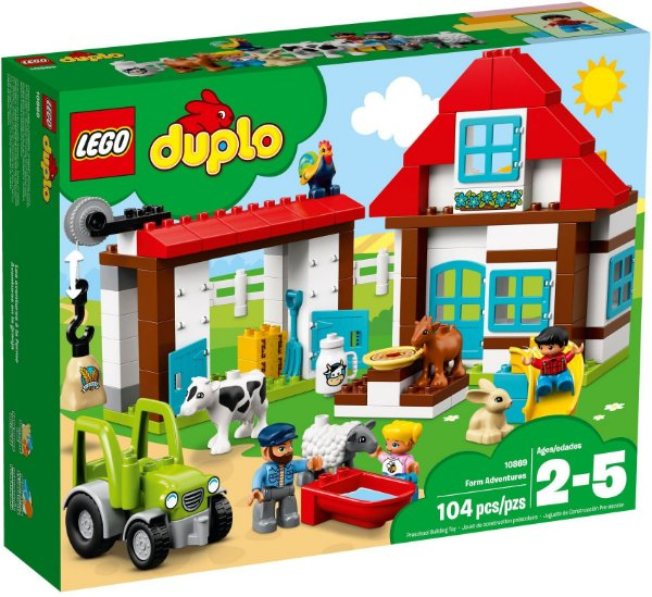 LEGO DUPLO 10869 FARM ADVENTURES