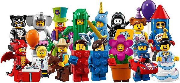 LEGO MINIFIGURES 71021 SÉRIE 18 (COLEÇÃO COMPLETA)