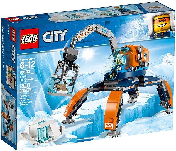 LEGO CITY 60192 ARCTIC ICE CRAWLER