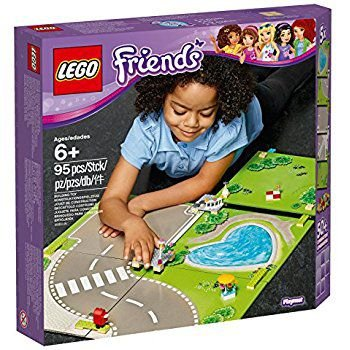 LEGO FRIENDS 853671 PLAYMAT AND ACCESSORY SET