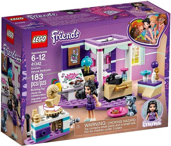 LEGO FRIENDS 41342 EMMA'S DELUXE BEDROOM