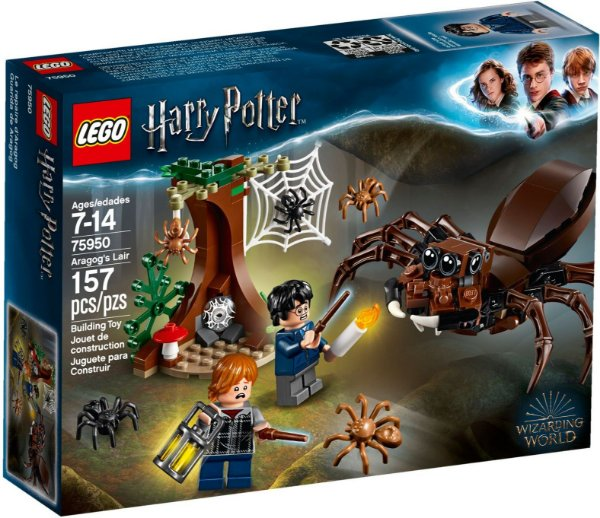 LEGO HARRY POTTER 75950 ARAGOG´S LAIR