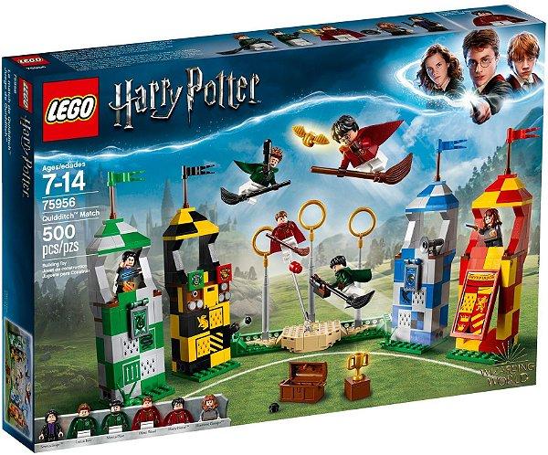 LEGO HARRY POTTER 75956 QUIDDITCH MATCH