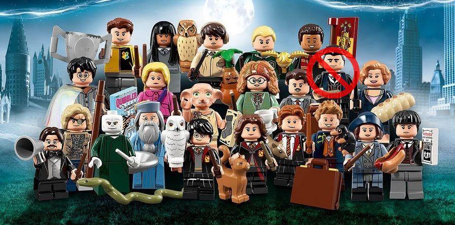LEGO MINIFIGURES 71022 SÉRIE HARRY POTTER