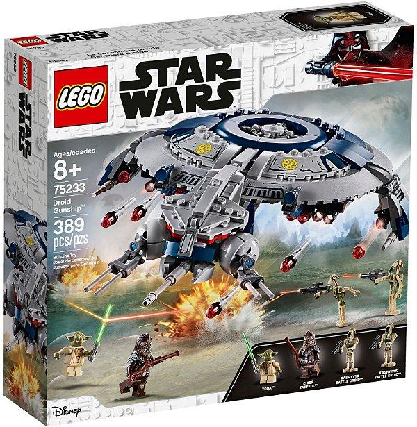 LEGO STAR WARS 75233 DROID GUNSHIP