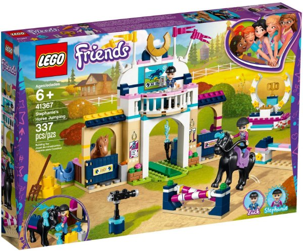 LEGO FRIENDS 41367 STEPHANIE'S OBSTACLE