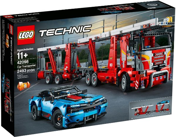 LEGO TECHNIC 42098 CAR TRANSPORTER