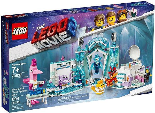 LEGO MOVIE 2 70837 SHIMMER & SHINE SPARKLE SPA