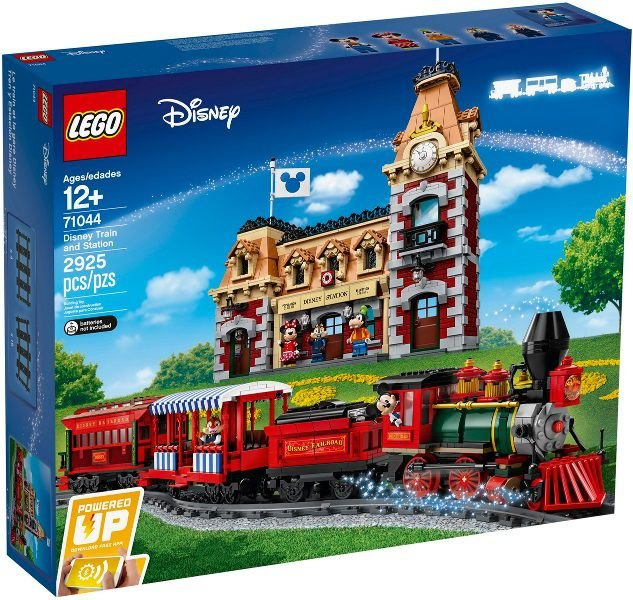 LEGO DISNEY 71044 DISNEY TRAIN AND STATION