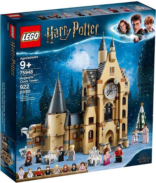 LEGO HARRY POTTER 75948 HOGWARTS CLOCK TOWER