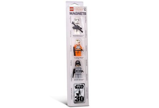 LEGO STAR WARS 851939 STAR WARS MAGNET SET