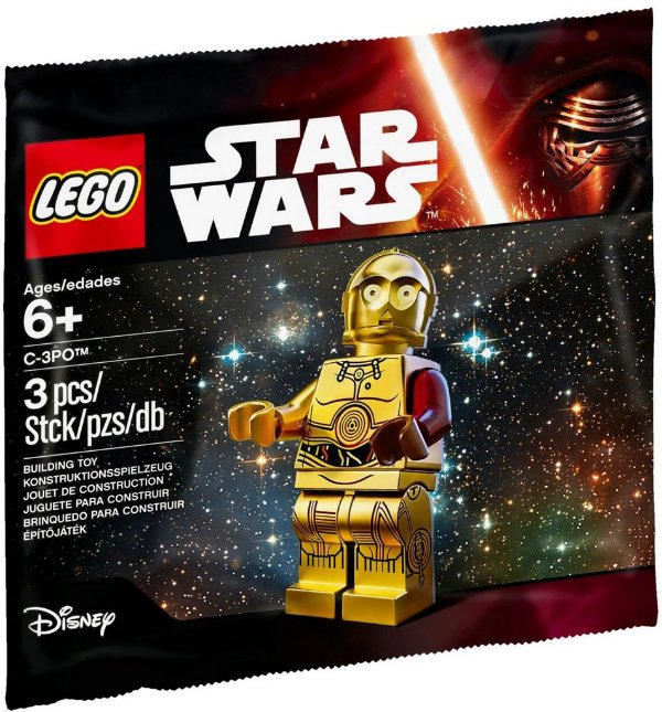 LEGO STAR WARS 5002948 C-3PO