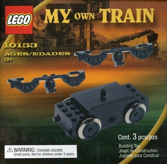 LEGO TRAINS 10153 TRAIN MOTOR 9 V