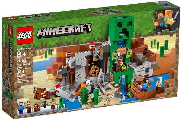 LEGO MINECRAFT 21155 THE CREEPER
